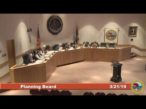 Planning Board 3.21.2019