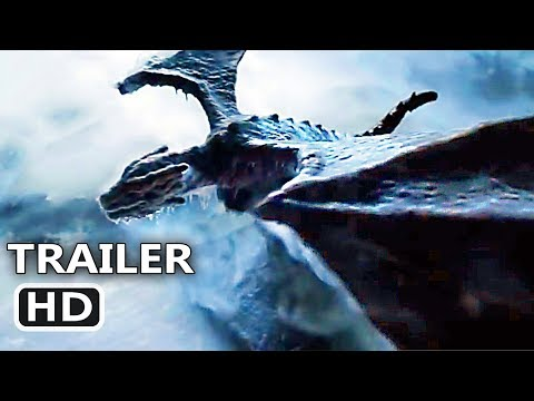 GAME OF THRONES Season 8 Official Trailer Teaser (2019) GOT S08 HD
