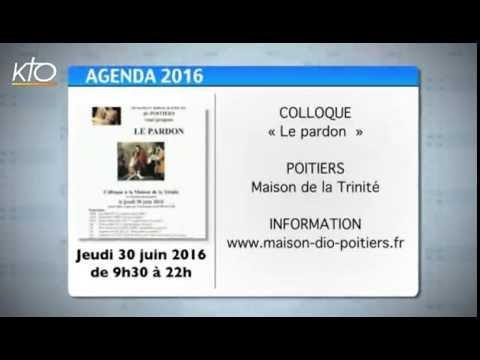 Agenda du 24 juin 2016