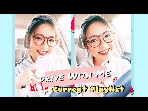 🚗 Lái Xe Cùng Trân + Playlist Yêu Thích Gần Đây Nhất 🎧 DRIVE WITH ME   Diane Le