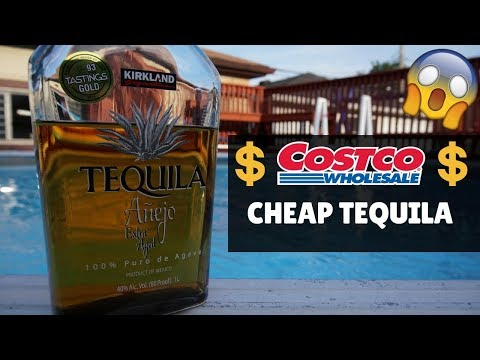 KIRKLAND TEQUILA ANEJO EXTRA AGED REVIEW