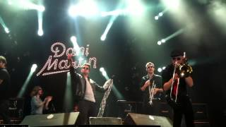 Dani Martín - Estrella del Rock Elche 9/05/14