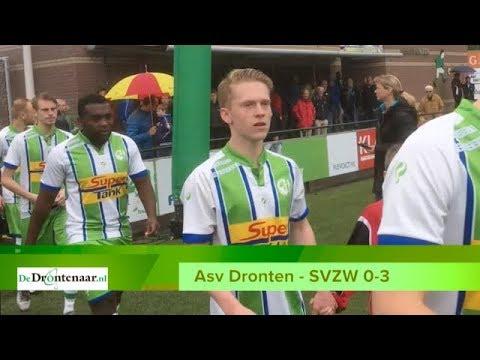 VIDEO | Titelkandidaat zelfs met tien man sterker dan veredeld jeugdelftal Asv Dronten