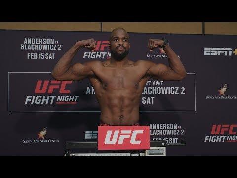 La pesée en intégralité de l'UFC on ESPN+ 25