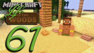Minecraft Life In The Woods - EP61 - Too Slow!