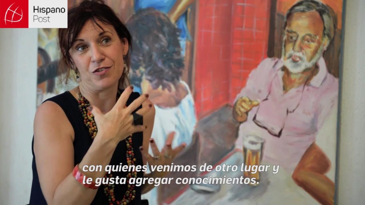Centro de Río de Janeiro se convierte en reducto de artistas locales e internacionales