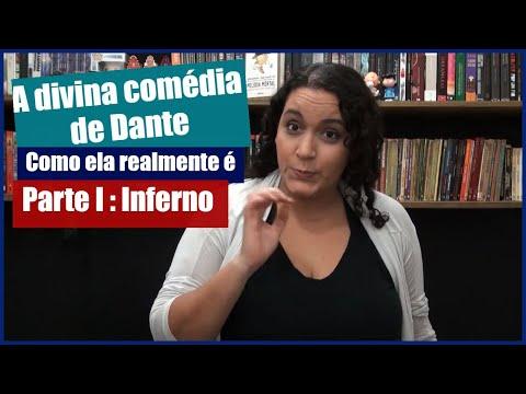 A divina comédia de Dante - Inferno | Perdida na Biblioteca