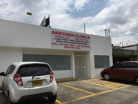 Oficinas y Consultorios, Alquiler, Tequendama - $4.500.000