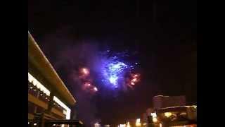 preview picture of video 'Ohňostroj Most 31.12.2014 v 19 hodin'