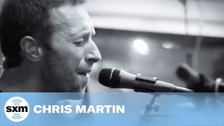 "Chris Martin Of Coldplay ""O""  Alt Nation  SiriusXM"