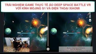 Deep Space Battle VR – Game thực tế ảo chiến tranh vũ trụ