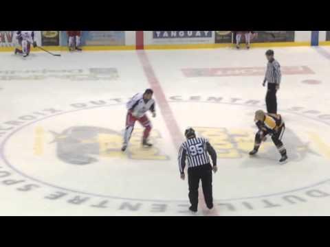 Hubert Poulin vs Kevin Cormier