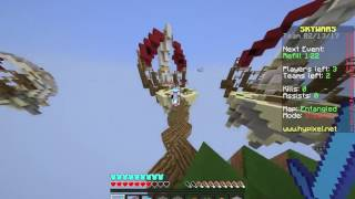 Has this ever been done before? Hypixel Skywars #4