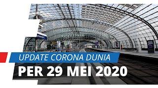 Update Virus Corona Dunia 29 Mei 2020: India Menjelma Menjadi 'Horor Baru' dengan 165.386 Kasus
