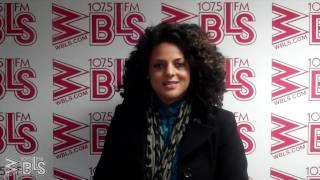 Marsha Ambrosius talks about WBLS