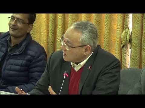 काठमाडौं–निजगढ द्र्रतमार्गको जग्गाको मुआब्जा वृद्धि नहुने