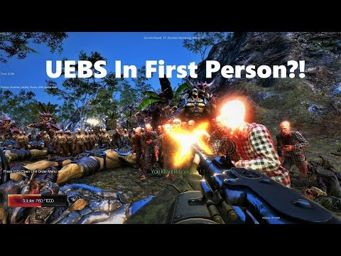 Ultimate Epic Battle Simulator In First Person! - FPS Invasion & New Map