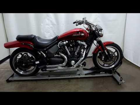 2008 Yamaha Warrior® in Eden Prairie, Minnesota - Video 1