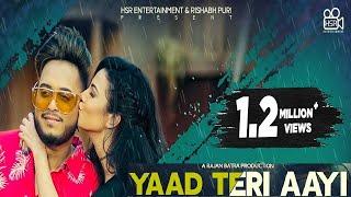 Yaad Teri Aayi (Full Video) Oye Kunaal   Latest Punjabi Songs