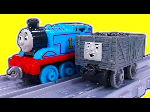 Thomas The Tank Adventures ERTL Troublesome Truck Toy Train Mod How To