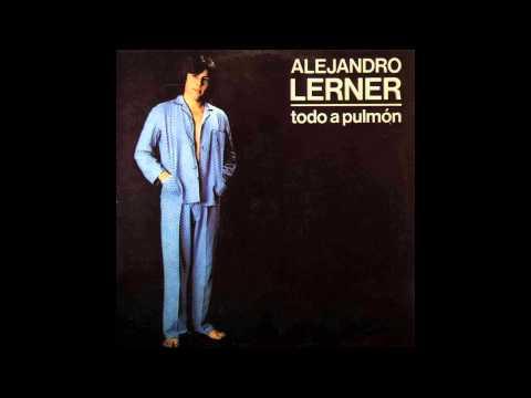09. La Isla De La Buena Memoria - Alejandro Lerner (Todo A Pulmón) - 1983