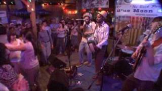 Cedric Watson Live at the Blue Moon Lafayette LA