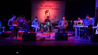 Contemporary Indian Fusion Music -