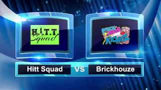 SSK Fall Kickball: Hitt Squad vs Brickhouze