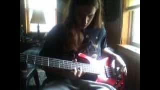 311 - Sometimes Jacks Rule the Realm Bass Solo