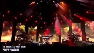 Linkin Park - Darker Than Blood + Burn It Down (Live in Beijing 2015)