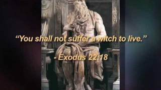The Abortion Matrix - Chapter 6 : Part 2 - Modern Witchcraft and Child Sacrifice