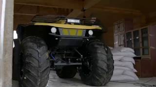 Снегоболотоход Росомаха