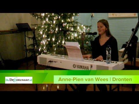 VIDEO   Anne-Pien van Wees (17) uit Dronten maakt indruk bij Serious Dorpsfestival