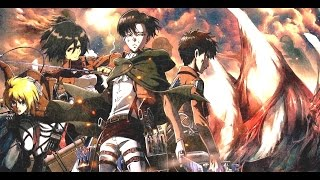 Attack On Titan All Cutscenes Game Movie ENG SUB 1080p HD