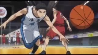 Kuroko no Basket Rap AMV | Ace Hood 4th Quarter