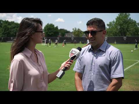 Alecko Eskandarian ahead of Rivalry Week   #DCvsRBNY