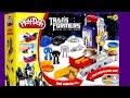 Play Doh Transformers Autobot Workshop Playset Hasbro Toys