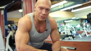 Комплексная тренировка, Денис Семенихин