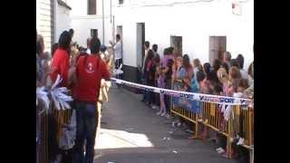 preview picture of video 'LLEGADA DE LOS PRIMEROS'