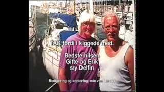 Til Middelhavet med Gitte og Erik i S/Y Delfin