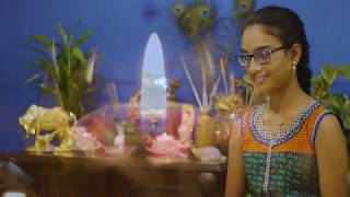 Bhajo Madhura Hari Naam  | Raksha Ravi - ca_ravi