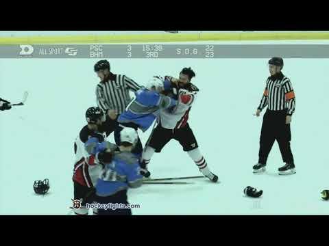 Mackenzie Dwyer vs. Alec Hagaman