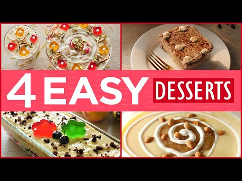 , title : '4 Easy Eid Dessert Recipes By Food Fusion (Eid Special Recipes)'