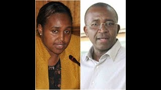 Kenya\'s political soap opera displayed in Linturi-Kitany divorce battle