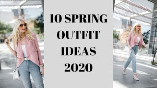 10 Spring Outfit Ideas | Fashion Over 40
