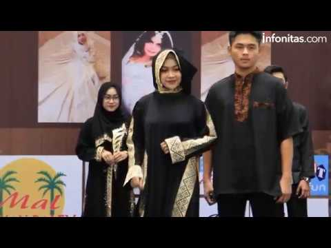 Fashion Show Busana Muslim Sahara Collection