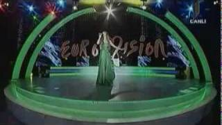Eurovision Song Contest 2012 Azerbaijan - Sabina Babayeva - Hold On Be Strong