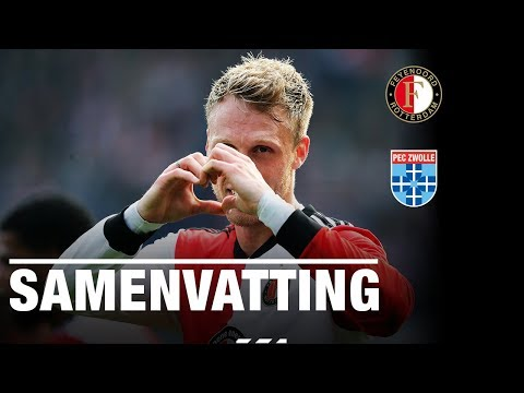 Samenvatting | Feyenoord – PEC Zwolle 2018-2019