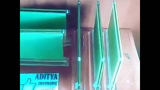 Frame Lantai Acrylic by Aditya Acrylic 089619395080