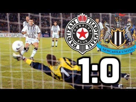 Partizan - Newcastle United 1:0 [01.10.1998.]
